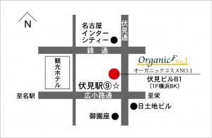 伏見B1地図